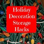 Holiday Decoration Storage Hacks