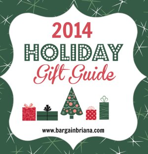 Holiday Gift Guide Bargain Briana 2014