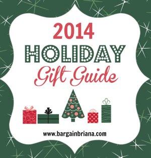 Holiday Gift Guide Bargain Briana 2014