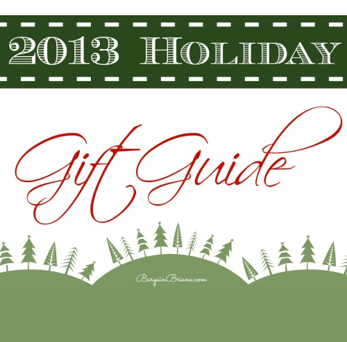 Holiday Gift Guide at BargainBriana