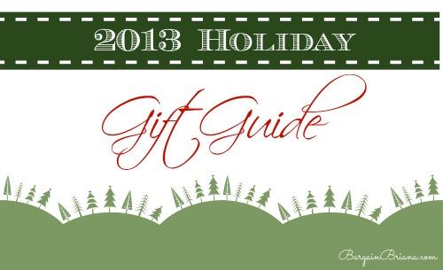Holiday Gift Guide via BargainBriana