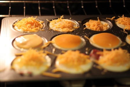 Homemade Egg Sandwiches - Add Cheese