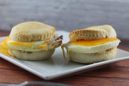 Homemade Egg Sandwiches - Save Money