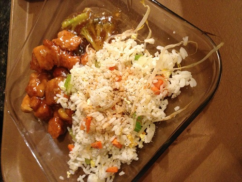 Homemade General Tsos Recipe