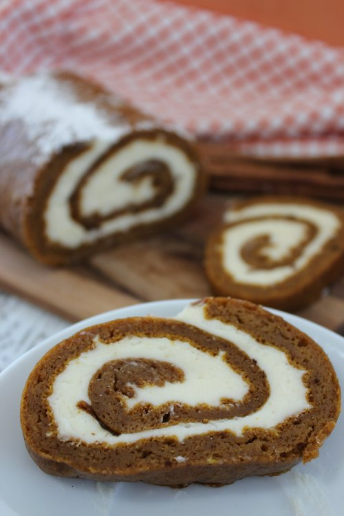 Homemade Pumpkin Roll Recipe