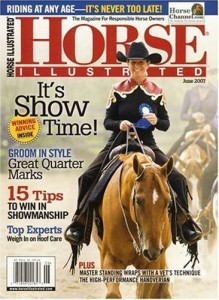 Horse Illustrated 5 219x300 Horses Illustrated Magazine Deal $4.29/year