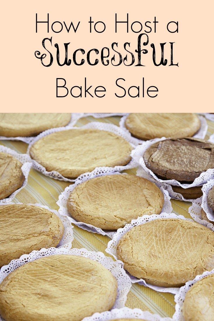 how to have a successful bake sale hosting a successful bake sale bargainbriana