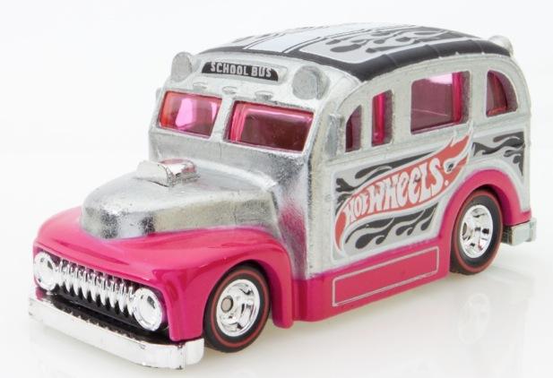 Hot Wheels Pink Van Collector