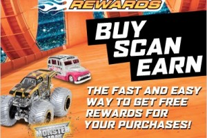 Hot Wheels Race Rewards | Earn Points to Redeem for Collector Car