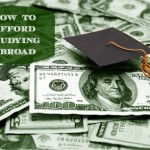 How to Afford Studying abroad