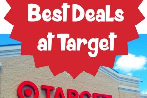 How to Find the Best Deals at Target