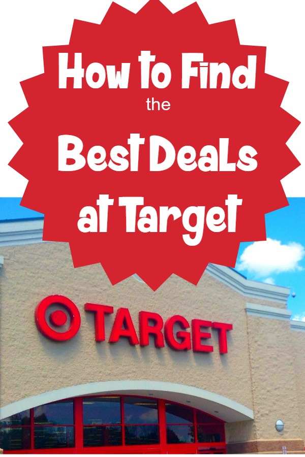 How to Find the Best Deals at Target Stores