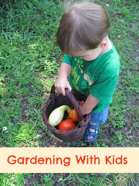 How to Garden with Kids Gardening With Kids
