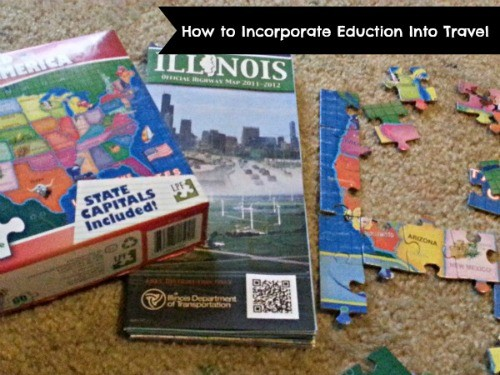 {Traveling with Children} How to Incorporate Education Into Travel