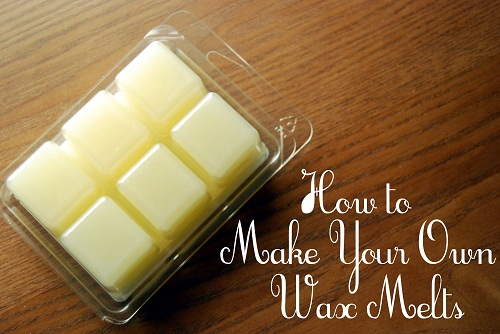 How to Make Your Own Wax Melts