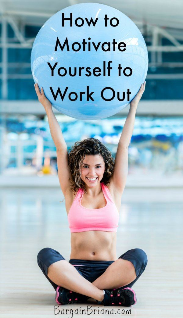 How to Motivate Yourself to Work Out
