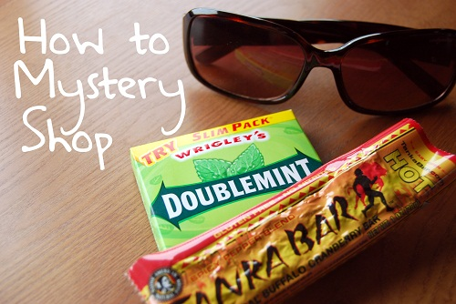 How to Mystery Shop How to Mystery Shop
