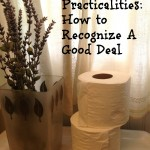 How to Recognize a Good Deal on Toilet Paper