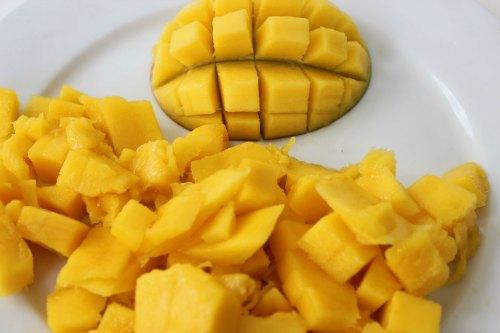 How to Slice Mango
