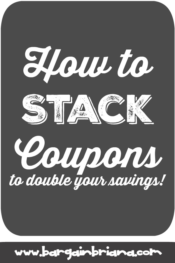 How to Stack Coupons - Learn to Coupon 101
