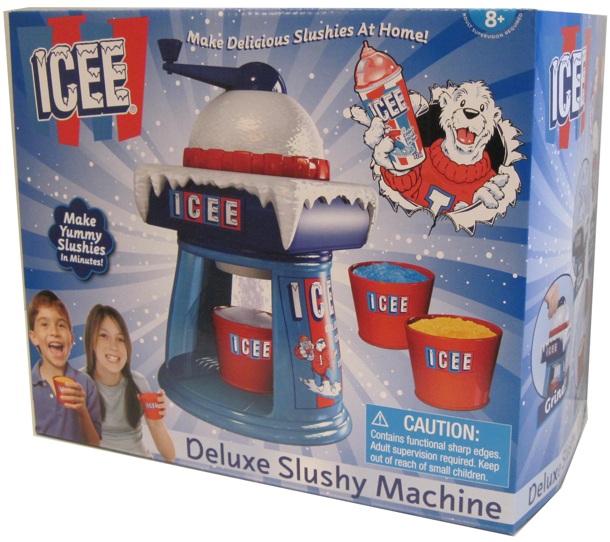 WIN iT!: Zing Blast-Off Toys + Wish Factory ICEE Machine