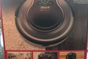 Shark Ion Robot Automatic Vacuum – Must Have Item for Pet Owners!