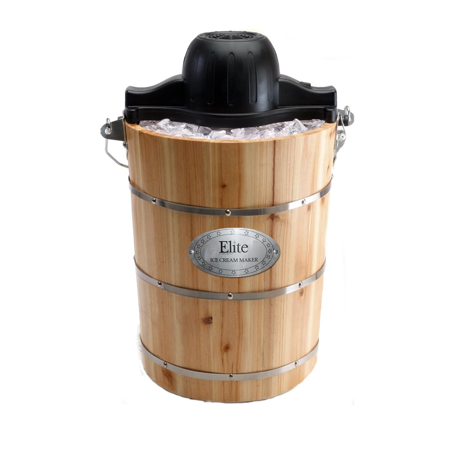 image gallery homemade ice cream maker