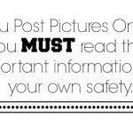 If You Post Pictures Online, You Must Read This Important Information For Your Own Safety