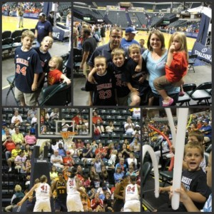 Indiana Fever Staycation Fun in Indianapolis