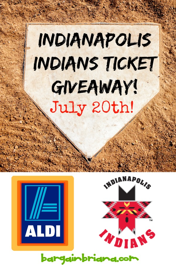 Indianapolis Indians Ticket Giveaway