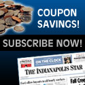 Exclusive Indianapolis Star Thursday & Sunday Subscription Offer $4.35/month