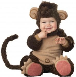 Infant Monkey1 296x300 Amazon: Halloween Shop Sales