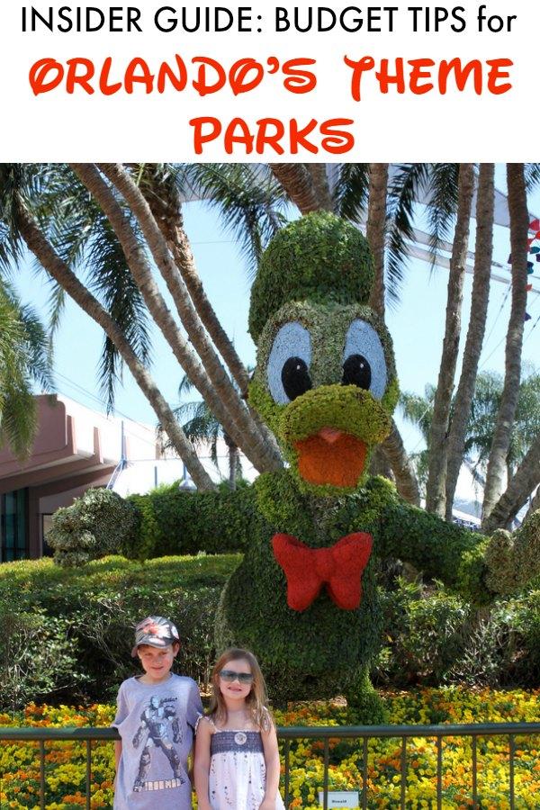 Insider Guide to Orlandos Theme Park - Budget Tips