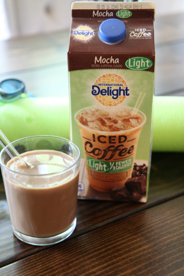 International Delight Iced Coffee MOcha Light