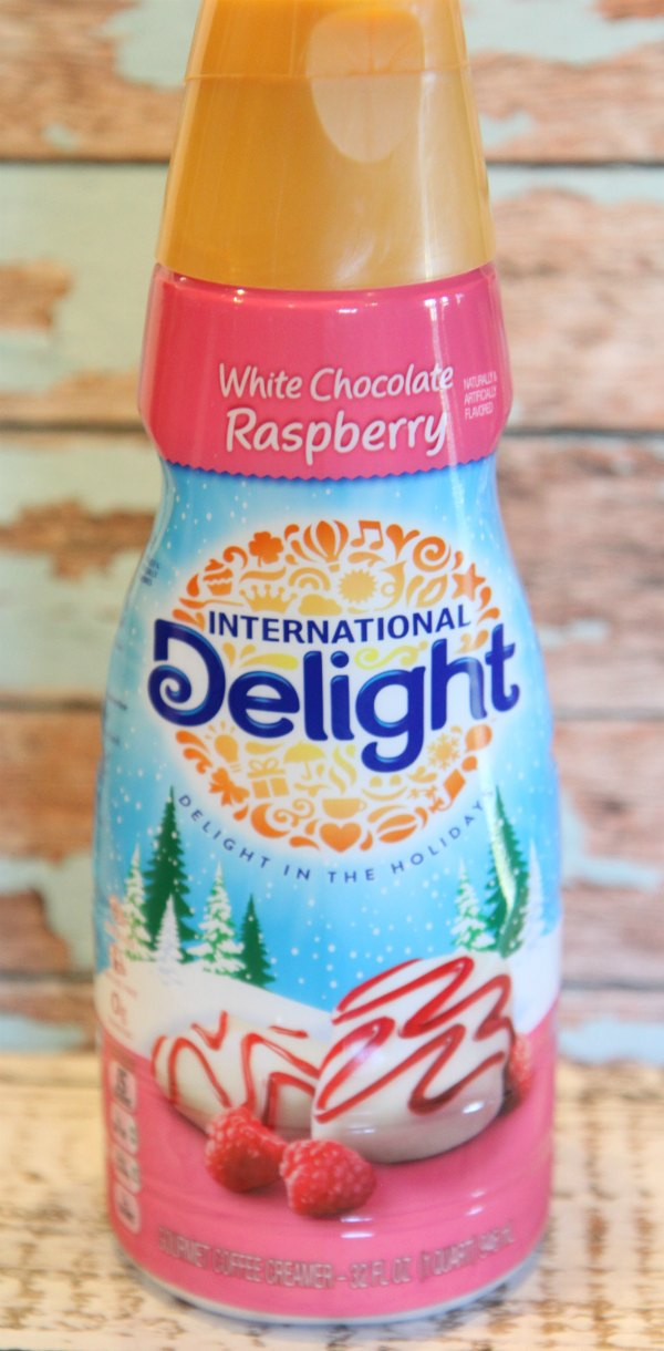 International Delight White Chocolate Raspberry