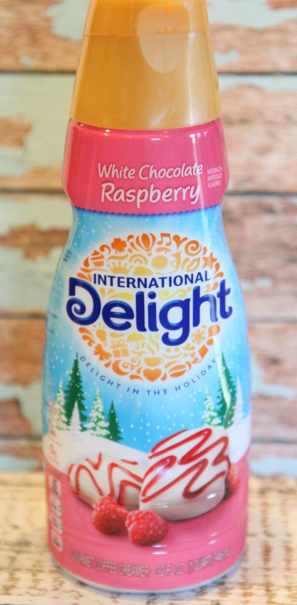 International Delight White Chocolate Raspberry