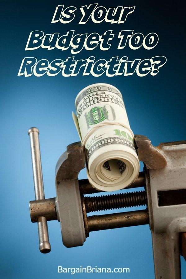 Is Your Budget Too Restrictive?
