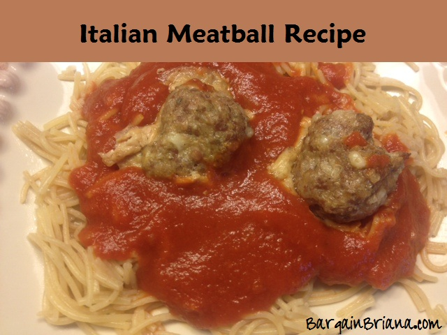Meatballs Recipe Sausage Pork Mushroom Gravy Receipt Pictures