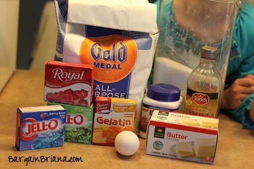 JELLO SUGAR COOKIES INGREDIENTS