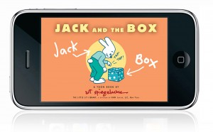Jack in The Box 300x186 iTunes: Free Kids Books From iStoryTime by Toon Books