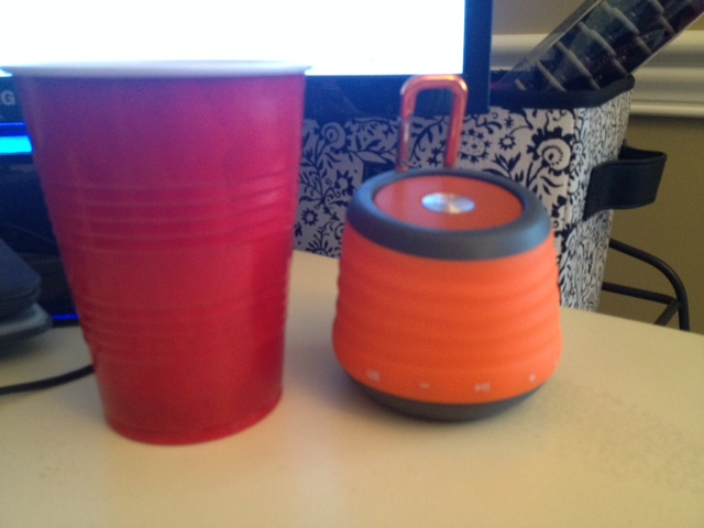 Jam speaker