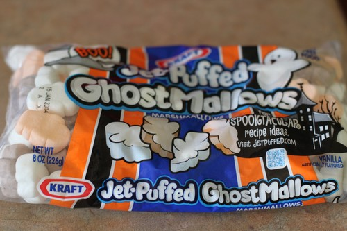 Jet Puffed GhostMallows Package