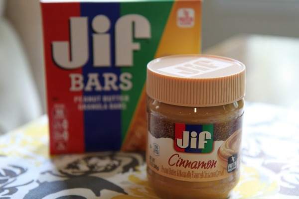 Jif Bars and Spread