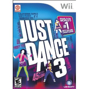 Just Dance 31 Just Dance 3 for Wii $19.99