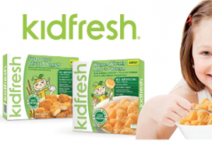 Kidfresh Frozen Kids Meals up to 15% off at Kroger
