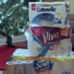 Kimberly Clark During the Holidays Stock Up