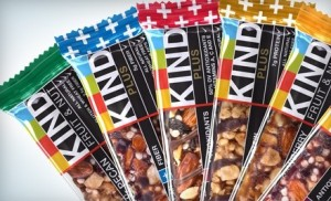 Kind 300x182 $10 for $25 towards KIND Snack Bars and Healthy Grains