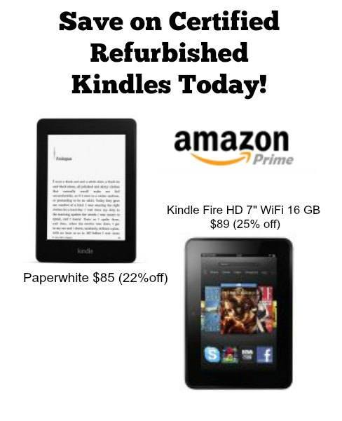 Kindle Deals Today at Amazon