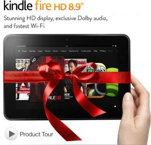 Kindle Fire HD 300x289 Kindle Fire HD 8.9 One Day Sale on December 10th
