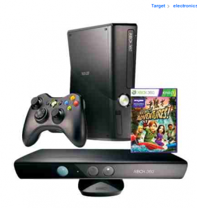 Kinect 285x300 Xbox 360 Kinect Bundle or Playstation 3 Move Bundle $299 + $75 Target Gift Card